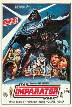 The Empire Strikes Back (Turkish) by