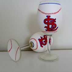 St. Louis Cardinals Wine Glass---love love love this!!!