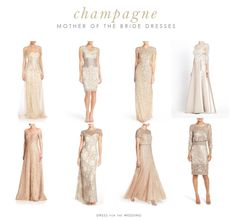Champagne Mother of the Bride Dresses You are here: / / Champagne Mother of the Bride DressesChampagne Mother of the Bride DressesChampagne Mother of the Bride DressesBeautiful Cute Wedding Dress, Colored Wedding Dresses, Wedding Attire, Wedding Gowns, Champagne Color Dress, Champagne Gown, Mob Dresses, Bride Dresses, Bridesmaid Dresses