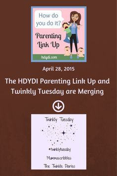 How Do You Do It? and Twinkly Tuesday are joining forces for increased exposure for all linkers! Join our link party!