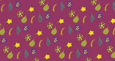 Floral Pattern #patterndesign #photoshoppattern #seamlesspattern