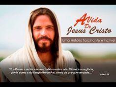 A história fascinante e Incrível de Cristo Jesus