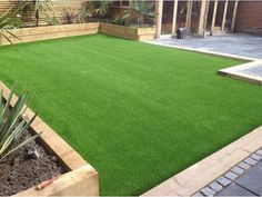 Looking for artificial grass Perth? Get best & affordable artificial grass installation in Perth. To know artificial grass cost, price or quote call now! Back Gardens, Outdoor Gardens, Vertical Gardens, Garden Furniture Design, Back Garden Design, Backyard Playground, Natural Playground, Playground Ideas, Playground Design