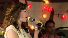 Lake Street Dive - Don't Make Me Hold Your Hand (Live @Pickathon 2013) #AlwaysFly