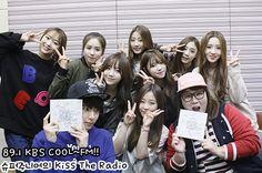 [Lovelyz] 151107 KBS Cool FM Kiss the Radio (44p)