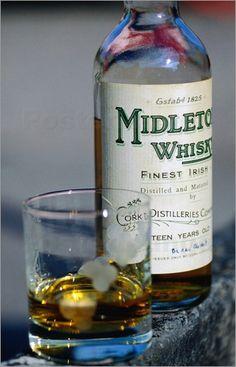 Irish Whiskey, ''Midleton Rare'' Good Whiskey, Cigars And Whiskey, Bourbon Whiskey, Scotch Whisky, Wine And Liquor, Liquor Bottles, Wine And Beer, Rum Bottle, Irish Recipes