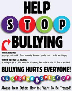 Anti-bullying folders