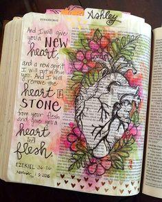 Ezekiel 36:26 @mikipietak