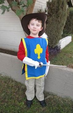 Coolest Three Musketeers Group Costume ... This website is the Pinterest of costumes