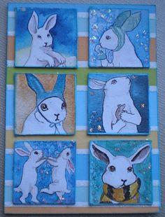 Winter Rabbit Inchies | Flickr - Photo Sharing!