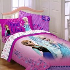 Decoraci n cuartos on pinterest frozen bedroom frozen for Cuartos para ninas frozen