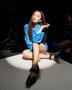 Kang Seulgi, Park Sooyoung, Kim Yerim, Marie Claire, South Korean Girls, Korean Girl Groups, Female Reference, Red Velvet Seulgi, Her Music