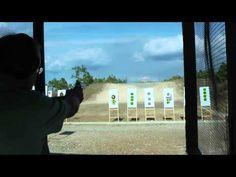 Range Shooting My SW 500 magnum BADASS