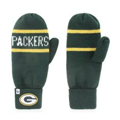 db833228636 Green Bay Packers  47 Align Knit Mittens Knit Mittens