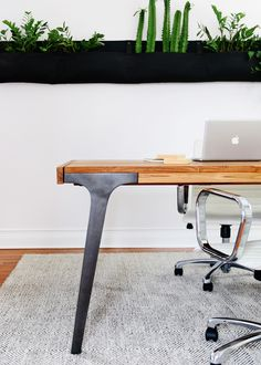 Get Ideas For Your Home Office Design Yellowbrickhome Does A Makeover Of Their Studio