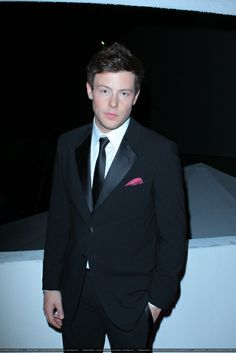 Cory Monteith Cute  Handsome
