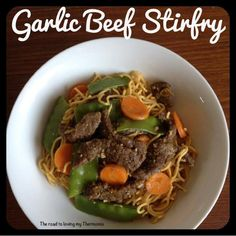 This was delicious and I don't like red meat generally. The meat was surprisingly tender. Swap beef for lamb or chicken if desired. Use any vegetables you li Asian Recipes, Beef Recipes, Cooking Recipes, Healthy Recipes, Ethnic Recipes, Szechuan Recipes, Recipies, Radish Recipes, Veggie Spaghetti
