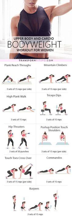 Upper body & cardio