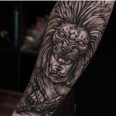 "Korea tattoo inkspiration on Instagram: ""Hercules by @heukdo__"" Hercules Tattoo, Korea Tattoo, Sleeve Tattoos, Instagram, Ideas, Tattoo Sleeves, Thoughts, Arm Tattoo, Arm Tattoos"