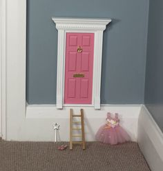 Lil fairy footprints just love this such a great ideal for Fairy door kmart