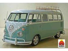 Volkswagen bus!!