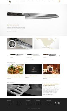 Jordan Sowers — Shun Cutlery