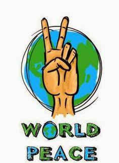 World Peace ✌❤