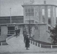 station Rotterdam Centraal stationsgebouw II (1935)