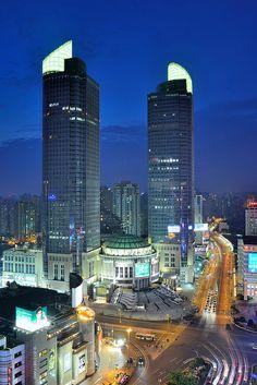 Xujiahui, Shanghai, China