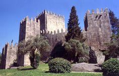 Castelo de Guimarães. 2012 European Capital of Culture – Portugal      Portuguese American Journal