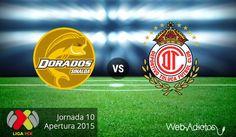 Dorados vs Toluca, Jornada 10 del Apertura 2015 ¡En vivo por internet! - http://webadictos.com/2015/09/26/dorados-vs-toluca-apertura-2015/?utm_source=PN&utm_medium=Pinterest&utm_campaign=PN%2Bposts