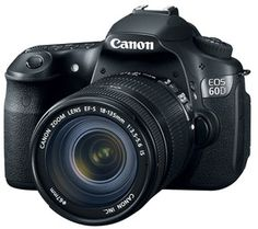 Refurbished Canon EOS 60D EF-S 18-135mm IS Lens Kit