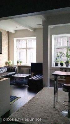 Myytävät asunnot, Kulmakatu 5 Kruununhaka Helsinki #oikotie #oikotieasunnot #loft Loft