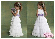 vestidos romanticos para nena - Buscar con Google