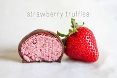 Strawberry Truffle Recipe