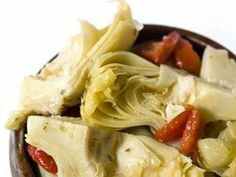Artichoke Salad & A Blogging Book Tour : A Family Farm In Tuscany @ Nutritionist in the Kitch