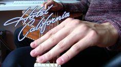 """Hotel California"" - Jacob Raagaard - Guitar & Weissenborn Instrumental Cover"