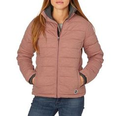 Rip Curl Donarieta Jacket - Canyon Rose | Free UK Delivery*