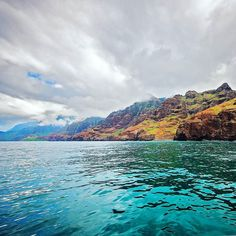 Back when we sailed through the breathtaking NaPali Coast in Kauai. Tag your photos #travelingdorks to be featured on our page.