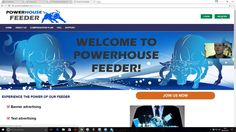Powerhouse Feeder An Hour and a Half After Launch Banner, Advertising, How To Plan, Day, Youtube, Group, Banner Stands, Banners, Commercial Music