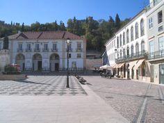 Tomar Square, Central Portugal