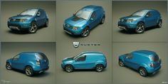 Dacia Duster Tuning 31 by cipriany