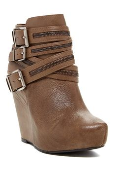 BCBGeneration Anders Wedge Bootie