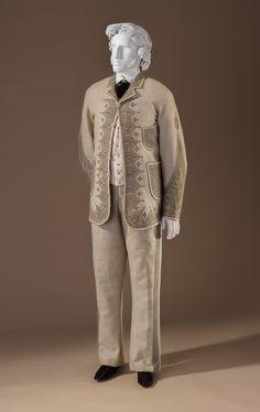 Historical fashion and costume design. Victorian Mens Clothing, Victorian Era Dresses, Victorian Fashion, Vintage Fashion, Vintage Clothing, Victorian Gothic, Gothic Lolita, Only Fashion, Mens Fashion