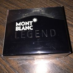 Mint blanc Legend man toilette 30 ml 1fl oz newprice to sell Mont Black Legend Makeup