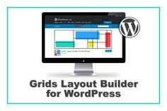 Grids Layout Builder est une extension qui va vous permettre de créer des mises en page sophistiquées (layout) au sein de l'éditeur de WordPress (Gutenberg).