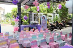 "Preparation for ""Anabel"" Sofia Birthday Party"