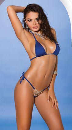 Riot Crissy Moran Bikini