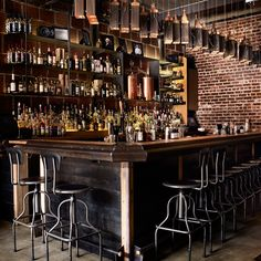 Best New Bars in the U.S.: The Shanty, Brooklyn NY