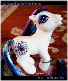 noctaeterna 2004 - dark custom pony